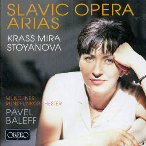 Slavic Opera Arias Krassimira Stoyanova - CD