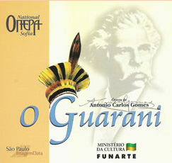 Gomes: I Guarany - CD
