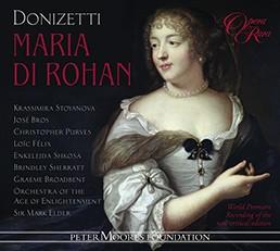 Donizetti: Maria di Rohan - CD